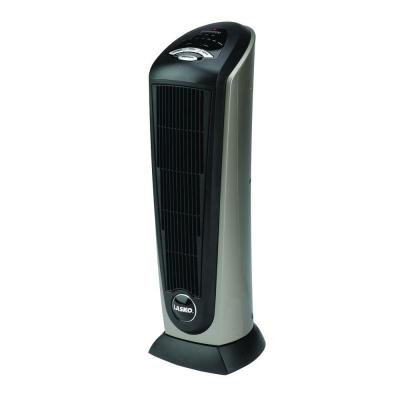 23 in. 1500-Watt Electric Portable Ceramic Tower Heater with Remote Control